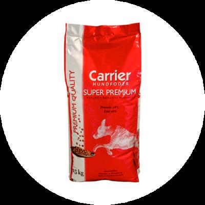 Carrier Super Premium 15kg koiranruoka
